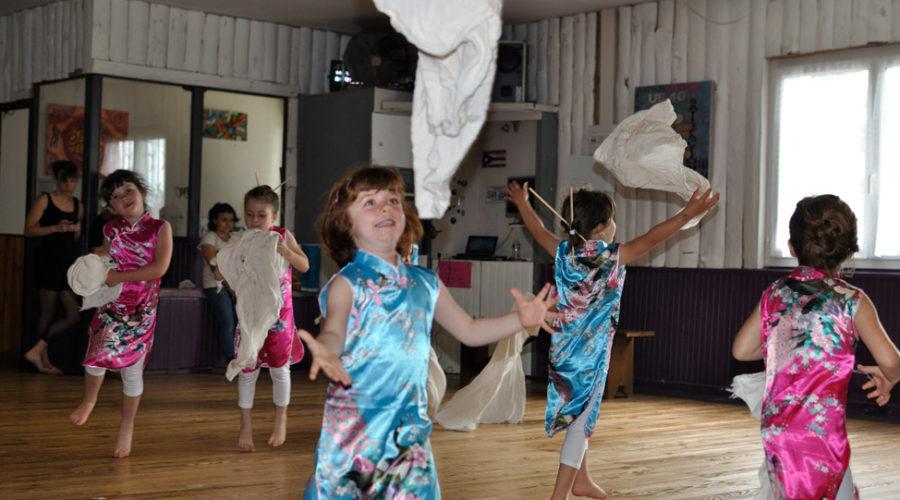 Cours de danse Toulouse, éveil et initiation enfants