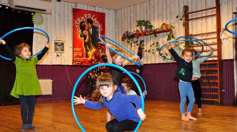 Danse Toulouse, éveil et initiation enfants