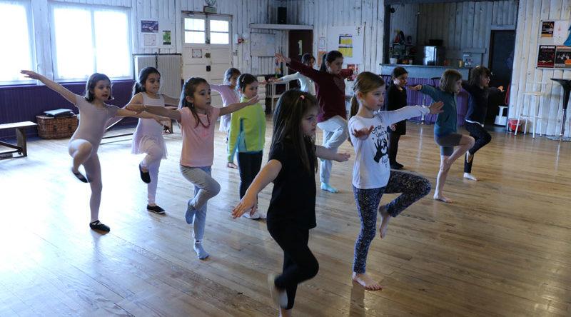 Cours de danse enfants, Toulouse