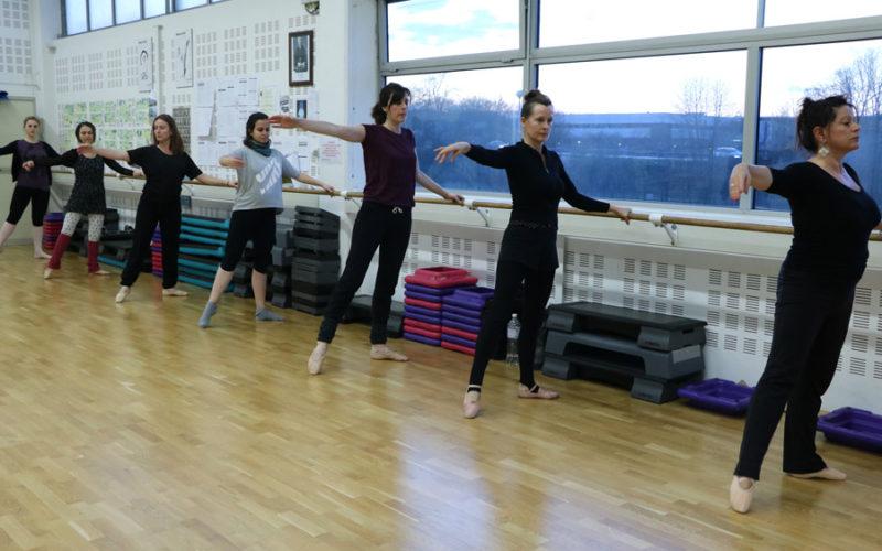 Cours de danse classique non traditionnel, Toulouse