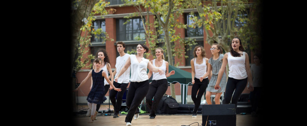 Cours Modern jazz Toulouse